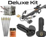 EK Archery Torpedo Carbon Crossbow Deluxe Package  WORTH £410.79